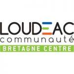 Logo Loudéac communauté
