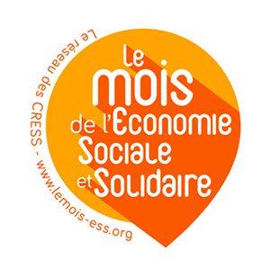 Logo Mois de l'ESS
