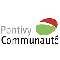 Logo Pontivy Communauté