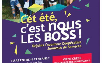 Coopératives Jeunesse de Services à Pontivy et Loudéac : c'est reparti !