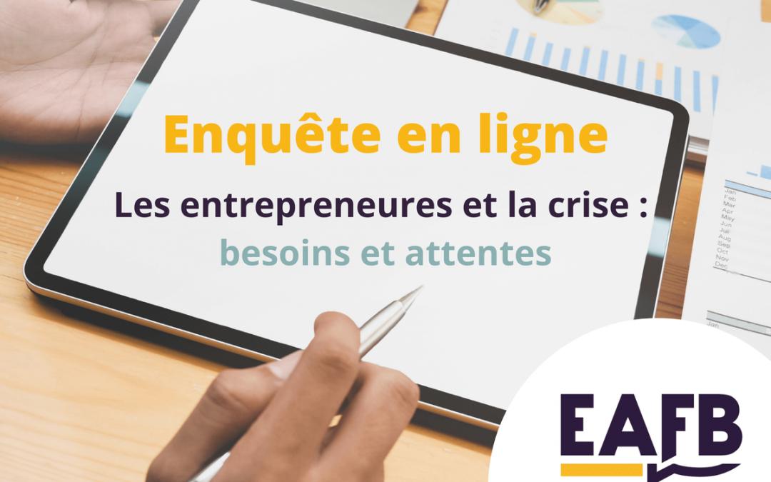 Enquête sur l'impact de la crise sur l'entrepreneuriat des femmes en Bretagne